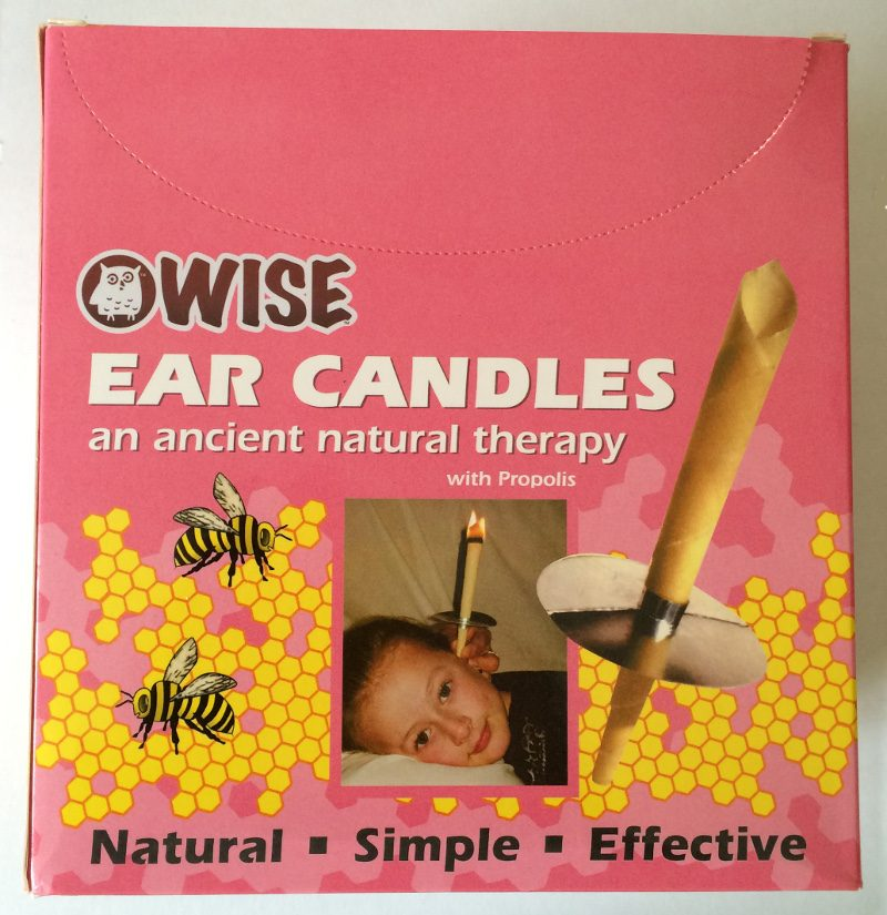 WISE ear candles