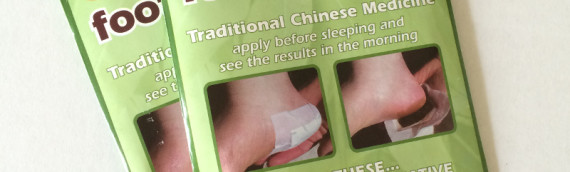 Find out more about foot patches